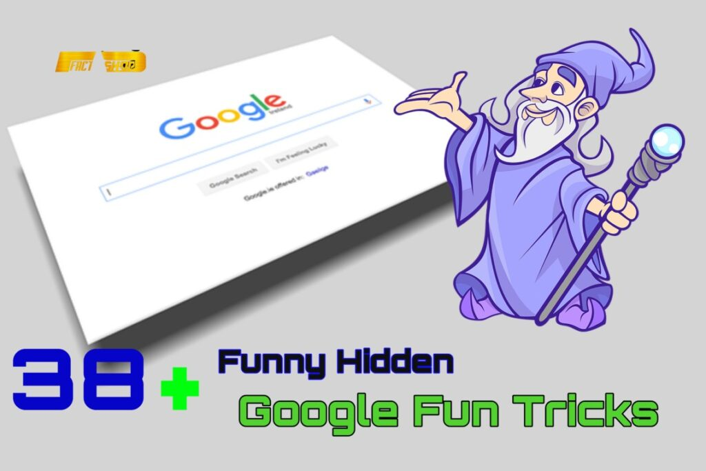 Some Cool hidden Google tricks