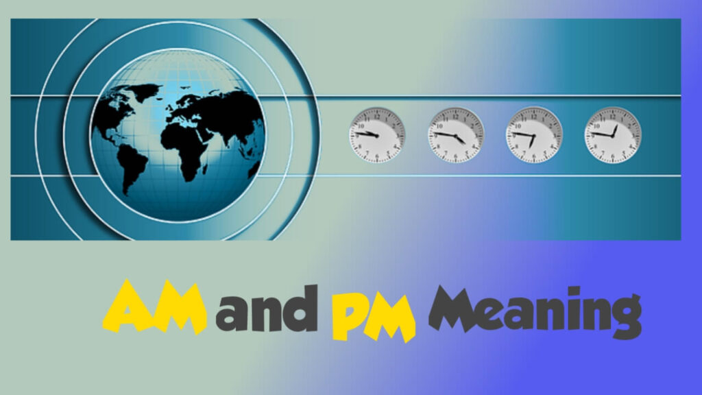 am and pm in hindi