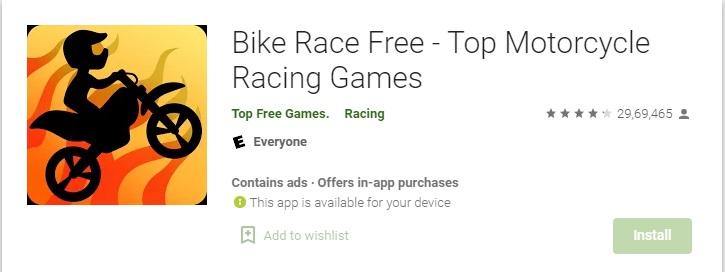 bike race free - Bike wala game